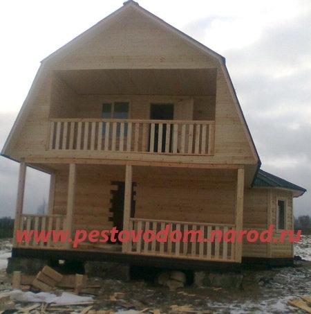 Проект дома 23 стройка шоп.